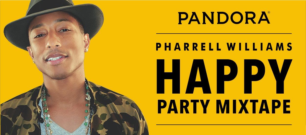 Pharrell Mixtape